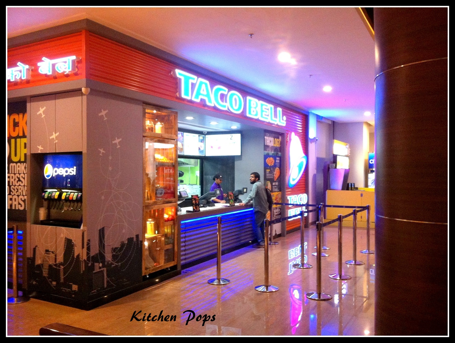 """American's Favourite Mexican Fast Food Restaurant """"TACO BELL ..."""