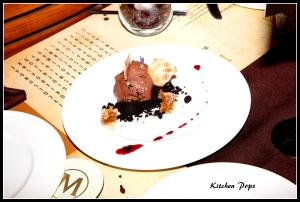 Almond Biscotti and Chilli Chocolate