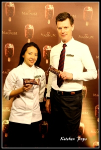 Asia's Best Pastry Chef Janice Wong and World Barista Champion Fritz Sto...