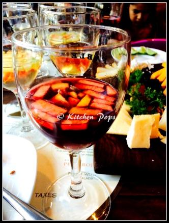 Red Wine Sangrias