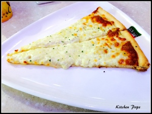 New York White Pizza