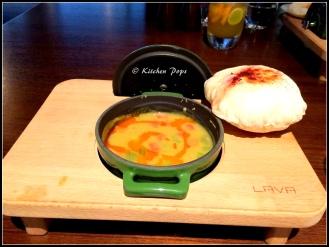 Lentil Soup, Orzo Pasta, Vegetables