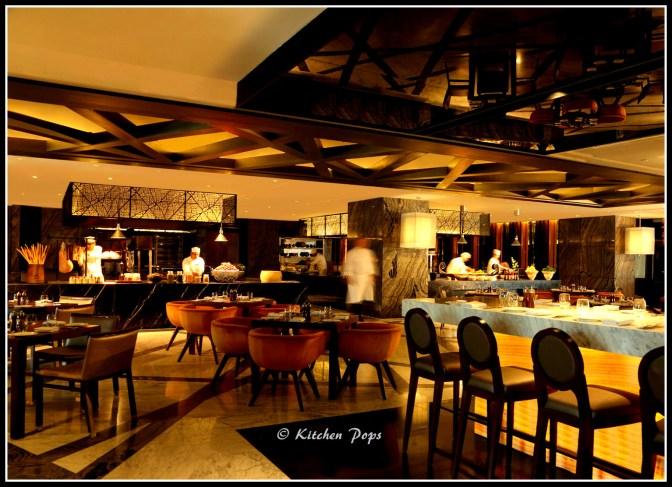 Kitchen District at Hyatt Regency Gurgaon