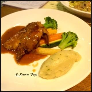 212 Roast Chicken