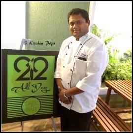 Chef Vishal Kothawale2