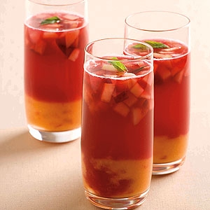 Plum with Ginger Punch