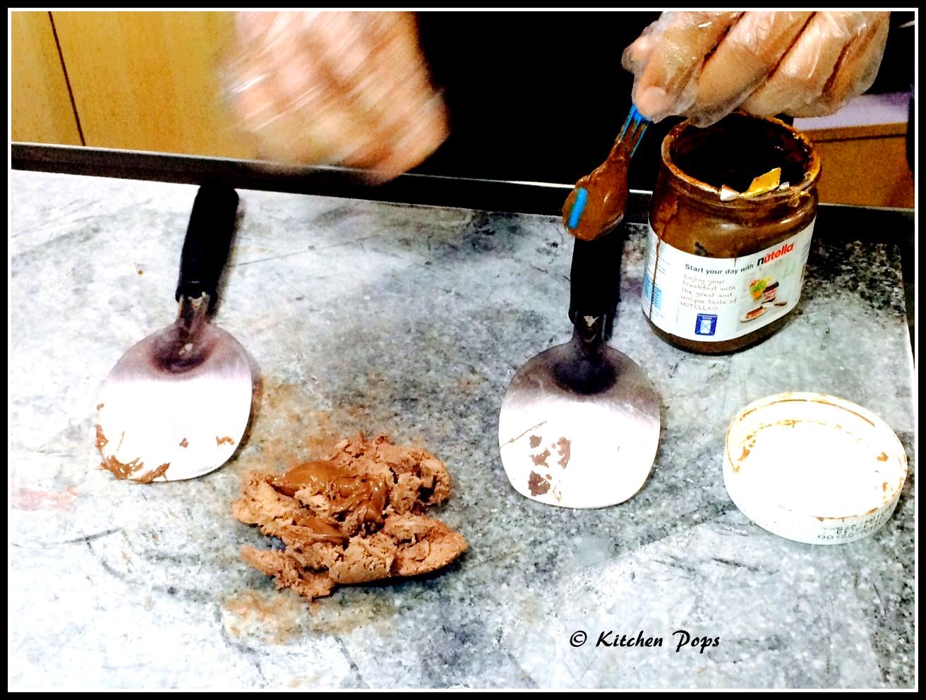 how to make hokey pokey ice cream