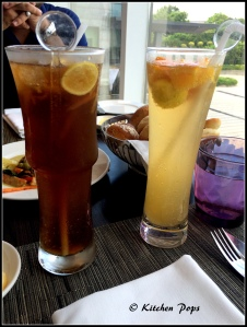 Masala Cola & Orange Lemonade