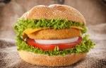 Veg Shami Burger
