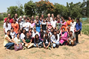 40 girls to 40 chefs - underprivileged girls train with Michelin chefs in New Delhi as part of CSSG initiative