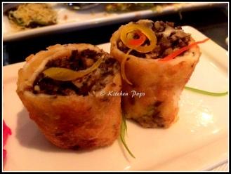 Sushi paneer