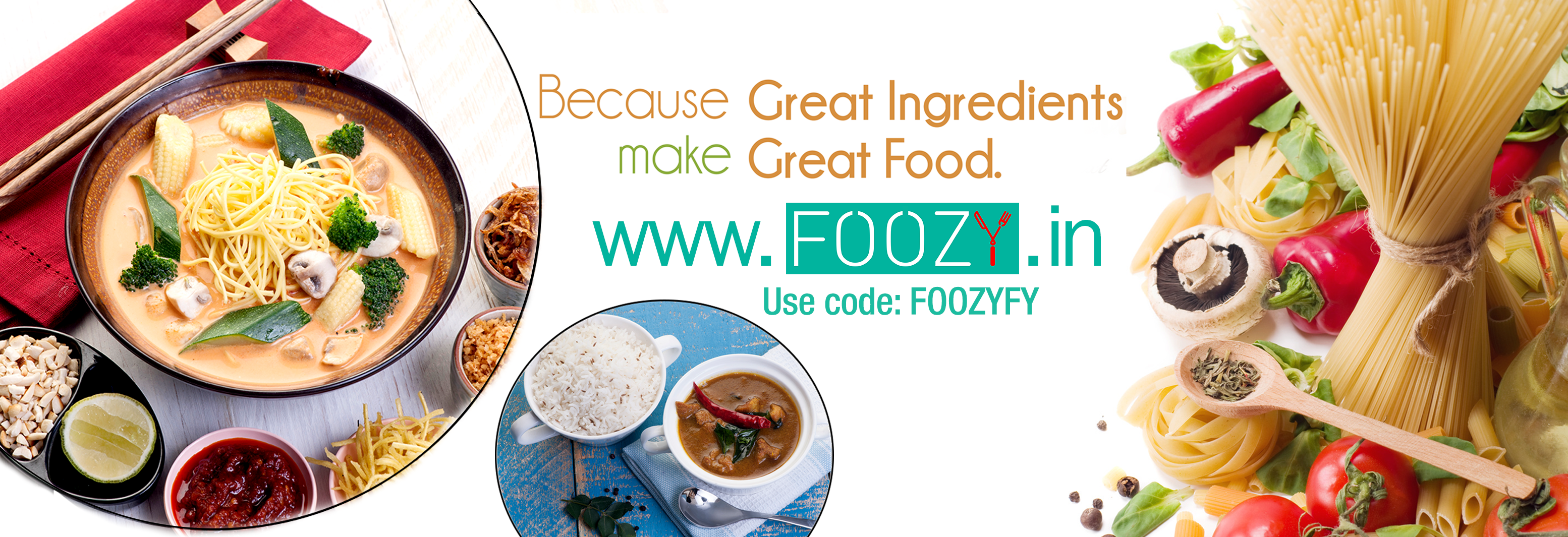 New Food Ordering Website With Promo Code